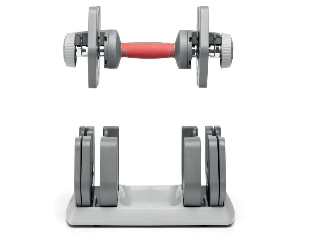 Universal PowerPak Adjustable Dumbbells