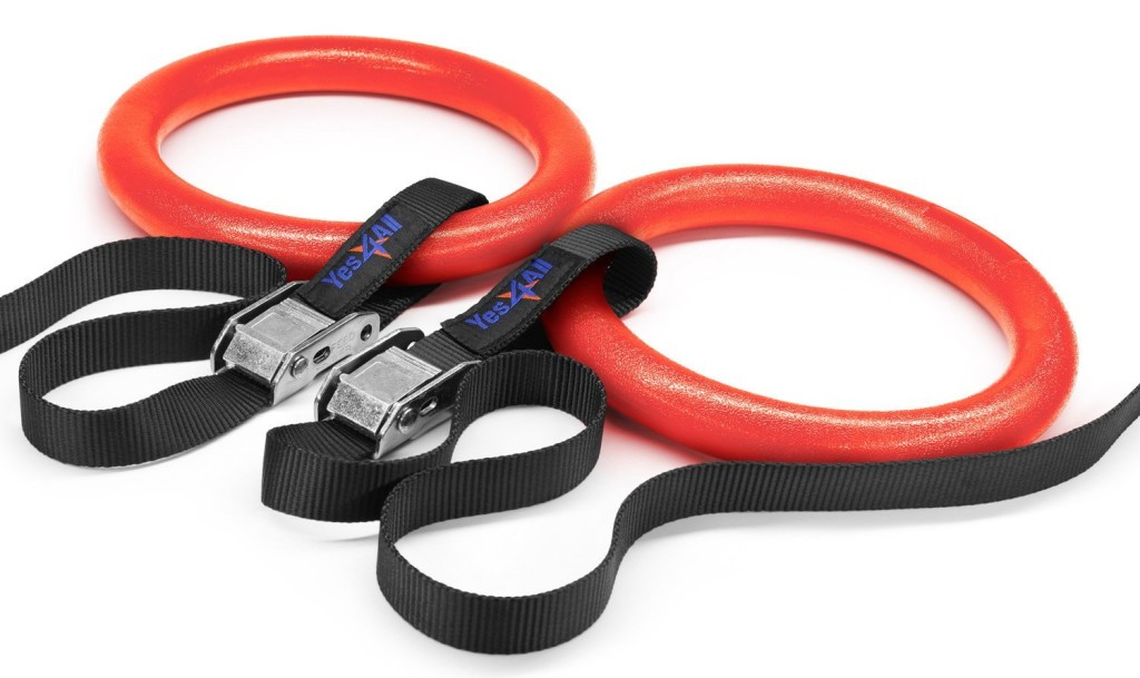 Yes4All Olympic Exercise Gymnastic Rings