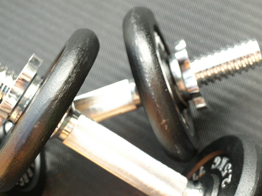 dumbbell-pair