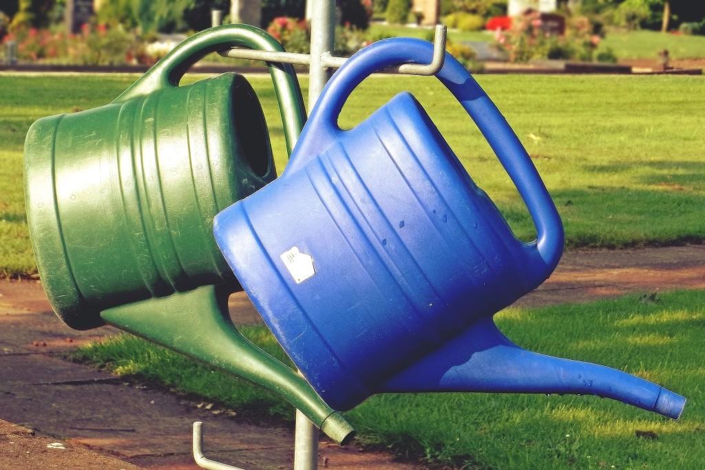 watering jugs