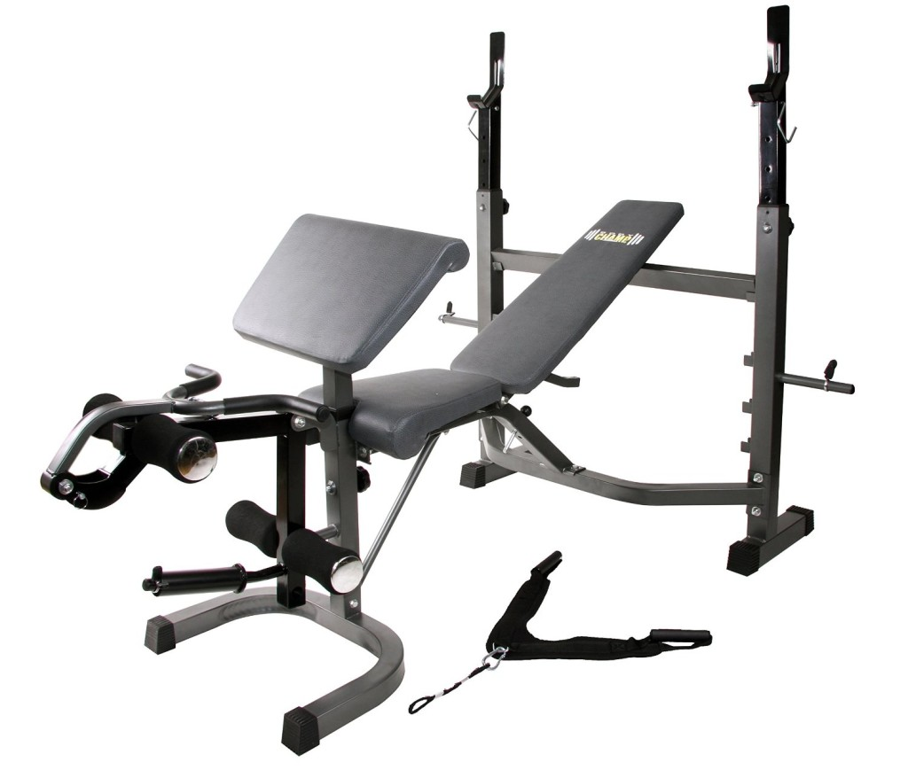 Best Cheap Weight Bench Part - 44: Body Champ Olympic Weight Bench
