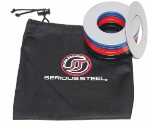 Serious Steel Fitness Olympic Fractional Plates
