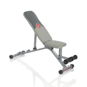 Universal By Nautilus 5 Position Weight Bench