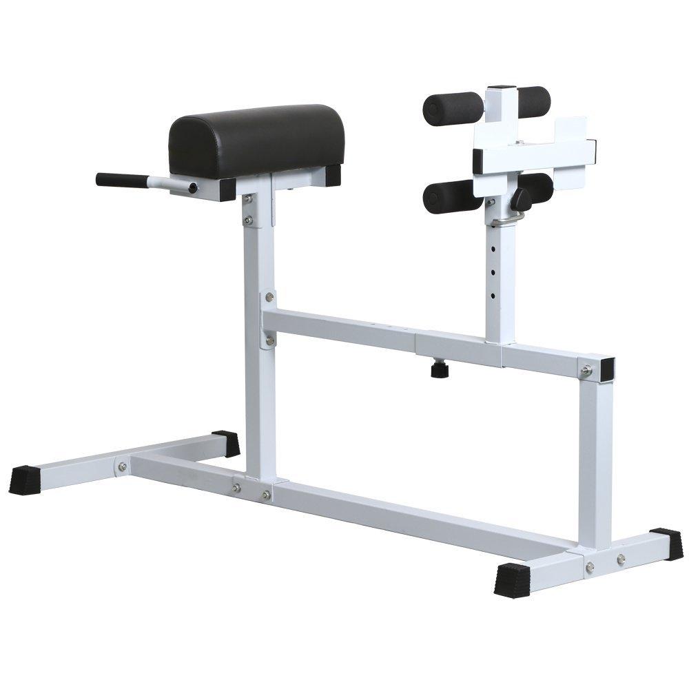 Yaheetech Hyper Extension Workout Training Bench