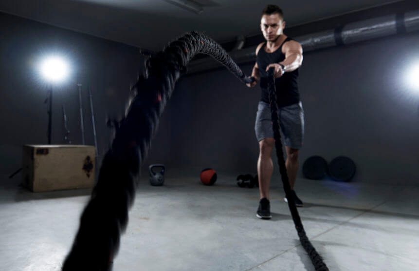 Main benefits you get from crossfit garage gym power