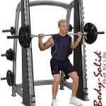 Body Solid Pro Club Line Counterbalanced Smith Machine