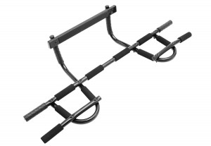 ProSource Multi-Grip Pull-Up Bar for Home Gym