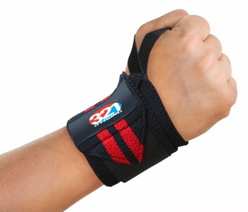 321 Strong Fitness Wrist Wraps