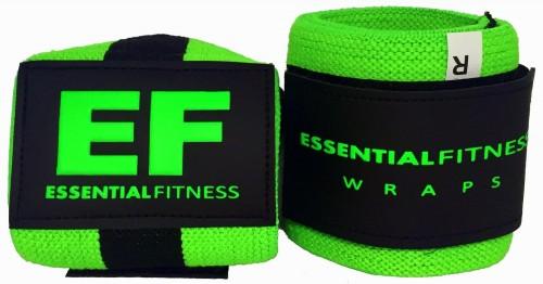Essential Fitness Wrist Wraps