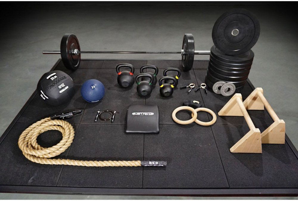 Top best crossfit equipment packages for garage gym