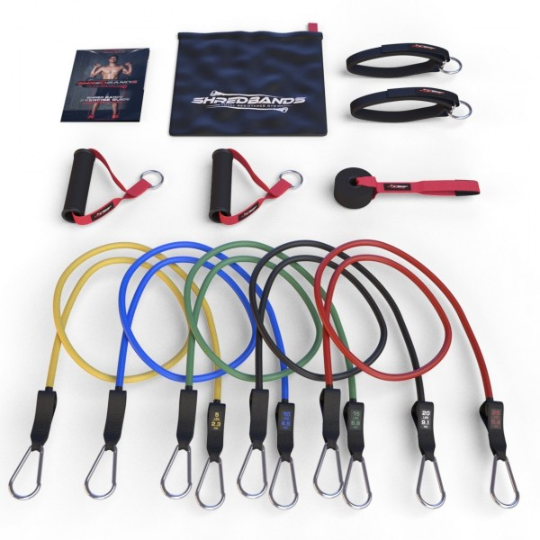 Master of Muscle - Resistance Bands
