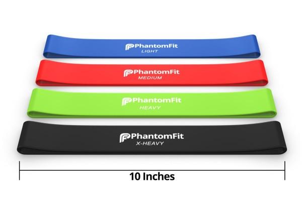 Phantom Fit Resistance Loop Bands