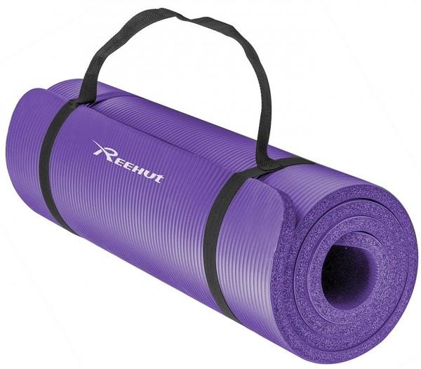 Reehut Extra Thick High Density NBR Exercise Yoga Mat