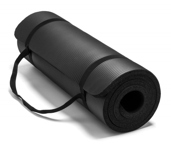 Spoga Premium Extra Thick 71-Inch Long High Density Exercise Yoga Mat