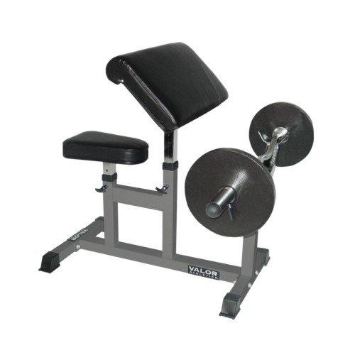 Valor Fitness CB-6 Adjustable Arm Curl Bench