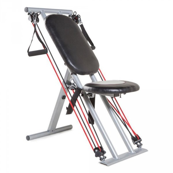 Weider Bungee Bench Home Gym