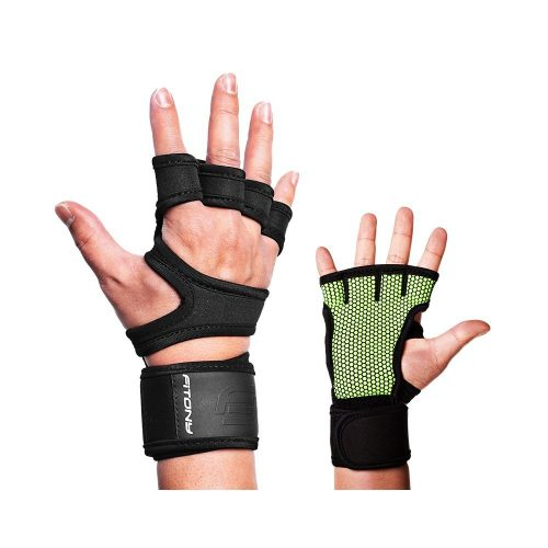 FITONY Workout Crossfit Weightlifting Wod Gloves