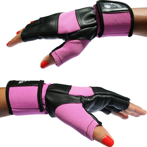 Nordic Lifting Gloves for Women with Wrist Support