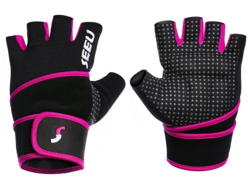 SEEU Functional Fitness Weight Lifting Gloves