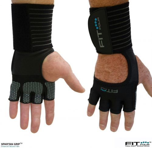The F4X Spartan Grip - with Enhanced Silicone Palm