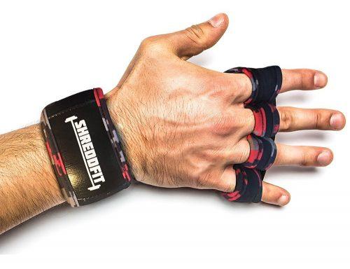 The Original SHREDDFIT Cross Training Gloves