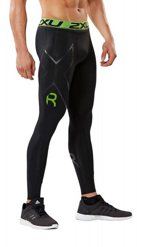 2XU Mens Refresh Recovery Compression Tights