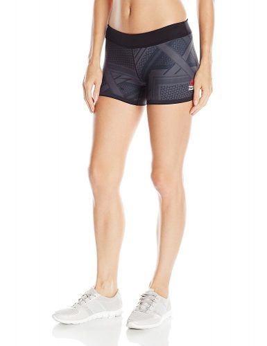 Reebok Womens CrossFit Chase Shemagh Bootie Shorts