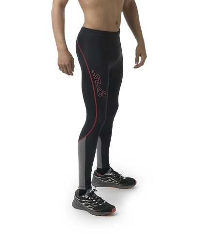 Sub Sports Mens Compression Leggings Tights Running Pants Muscle Recovery