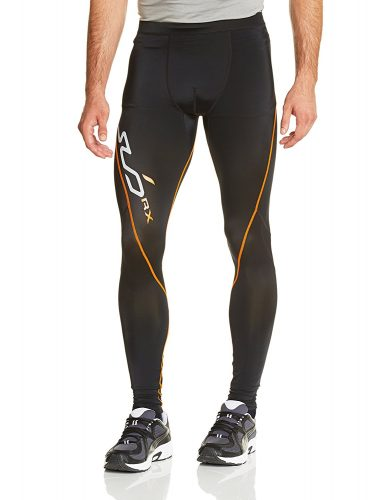 Sub Sports Men's Graduated Compression Leggings Tights Running
