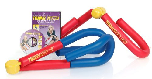 Suzanne Somers Toning System Featuring Thighmaster Gold and Thighmaster