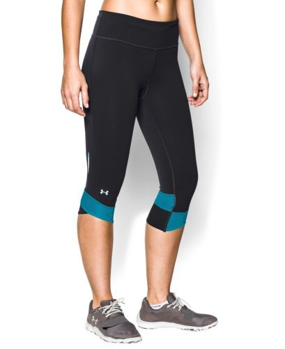 Under Armour Womens Fly-By Compression Capri.