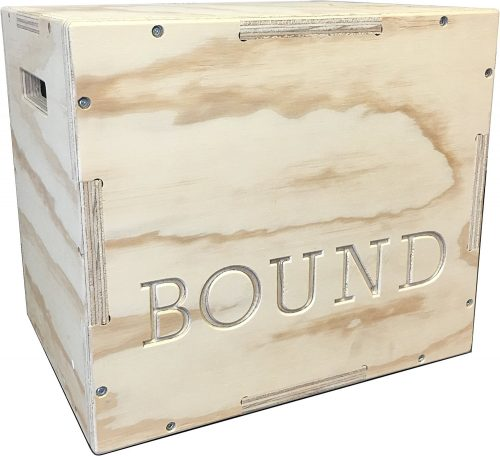 Bound 3-in-1 Wood Plyo Box