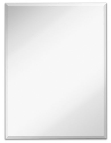 Large Simple 30x40 Beveled Mirror
