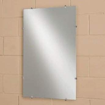 See All Frameless Flat Mirror
