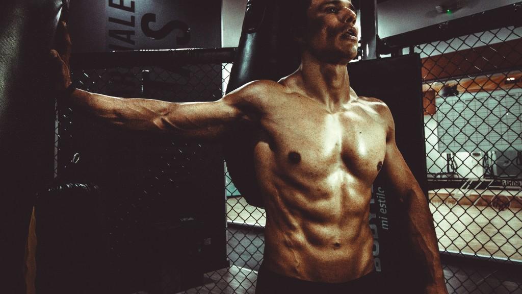 fitness guy