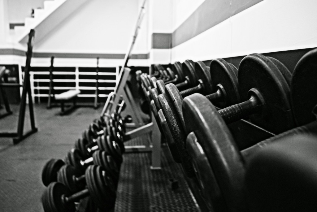 gym-dumbbells