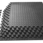 Best Home Gym Flooring & TOP 6 Rubber Floor Mat Reviews 2018