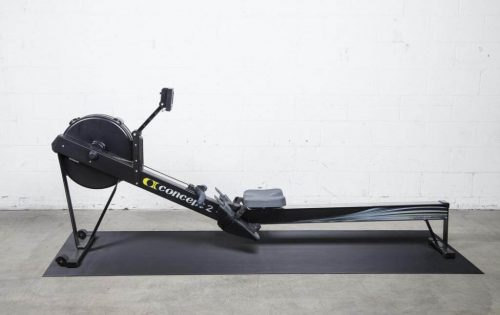 Rogue Fitness E-Z Kleen Vinyl Rower Mat