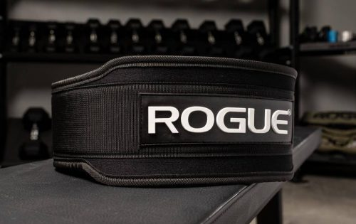 Rogue 5 Nylon Weightlifting Belt