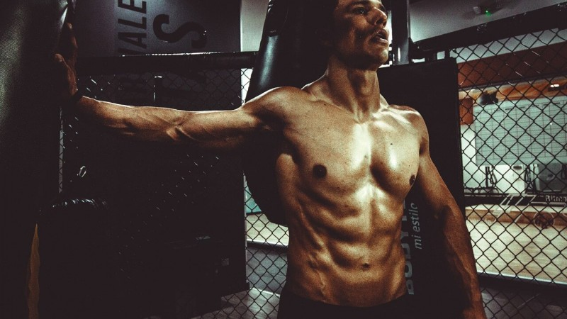 six pack and workout routine