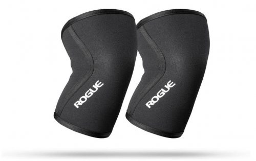 Rogue 5mm Knee Sleeve Black