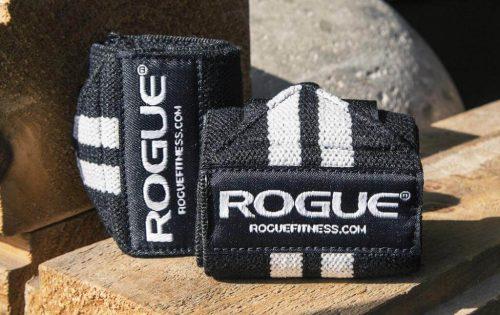 Rogue Wrist Wraps - White Series