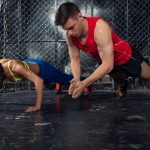 crossfit strenght workout training