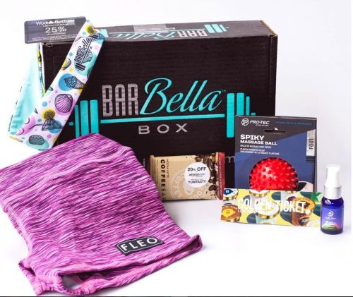 Barbella Box Subscription Box