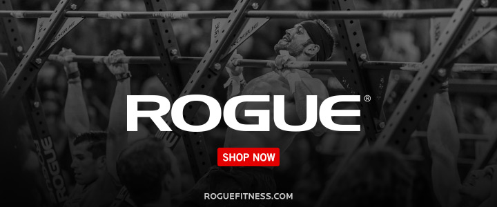 Rogue Fitness Banner