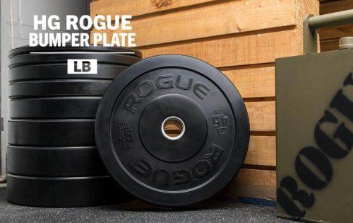 Rogue HG 2.0 Bumper Plates (1)