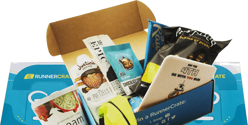 Runner Crate subscription box