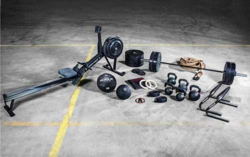 Warrior CrossFit Package Rogue