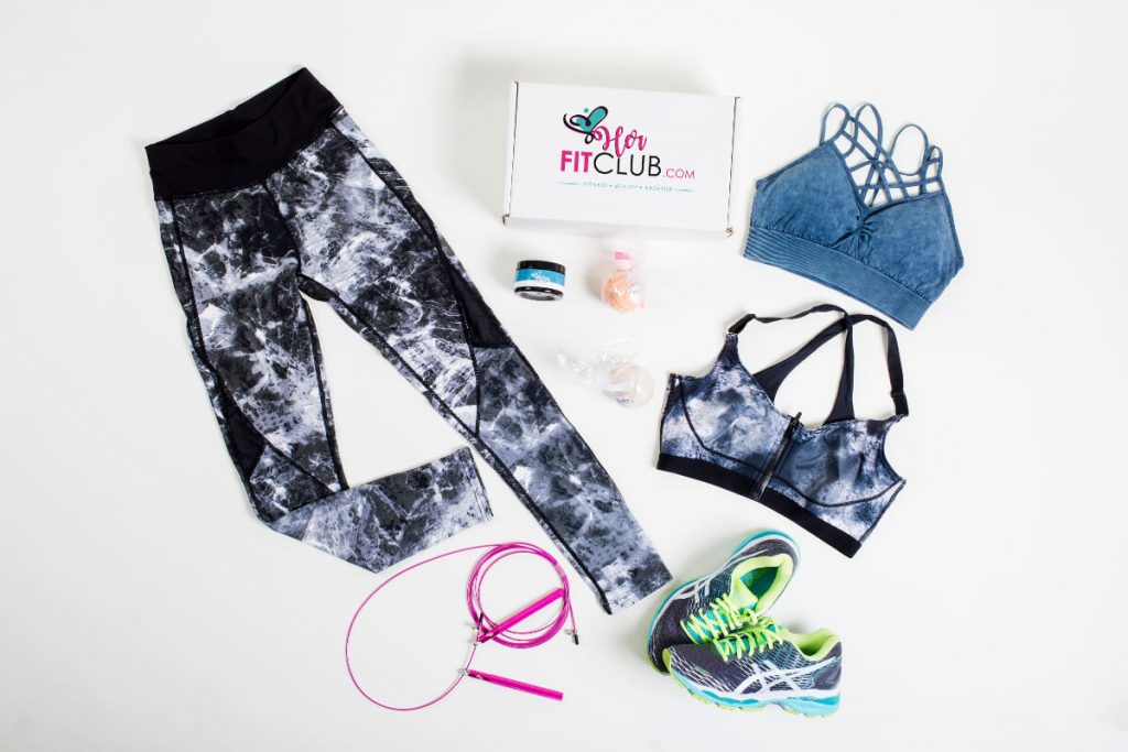 her fit club subscription box