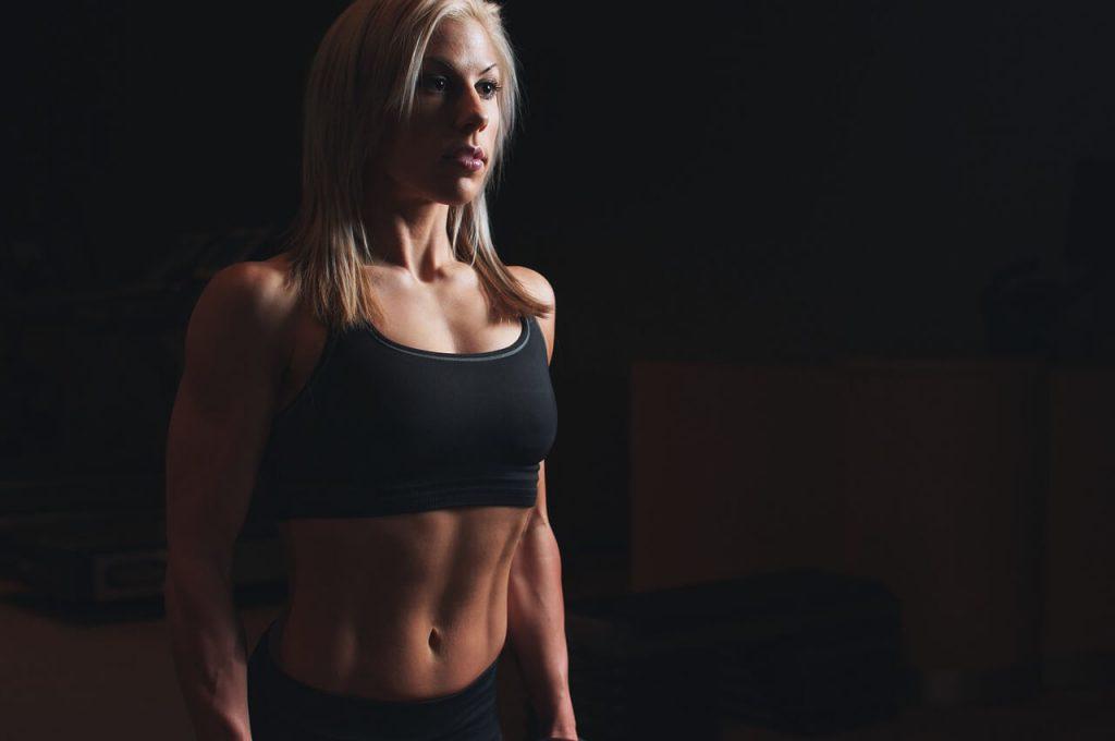 women workout fitness top tank